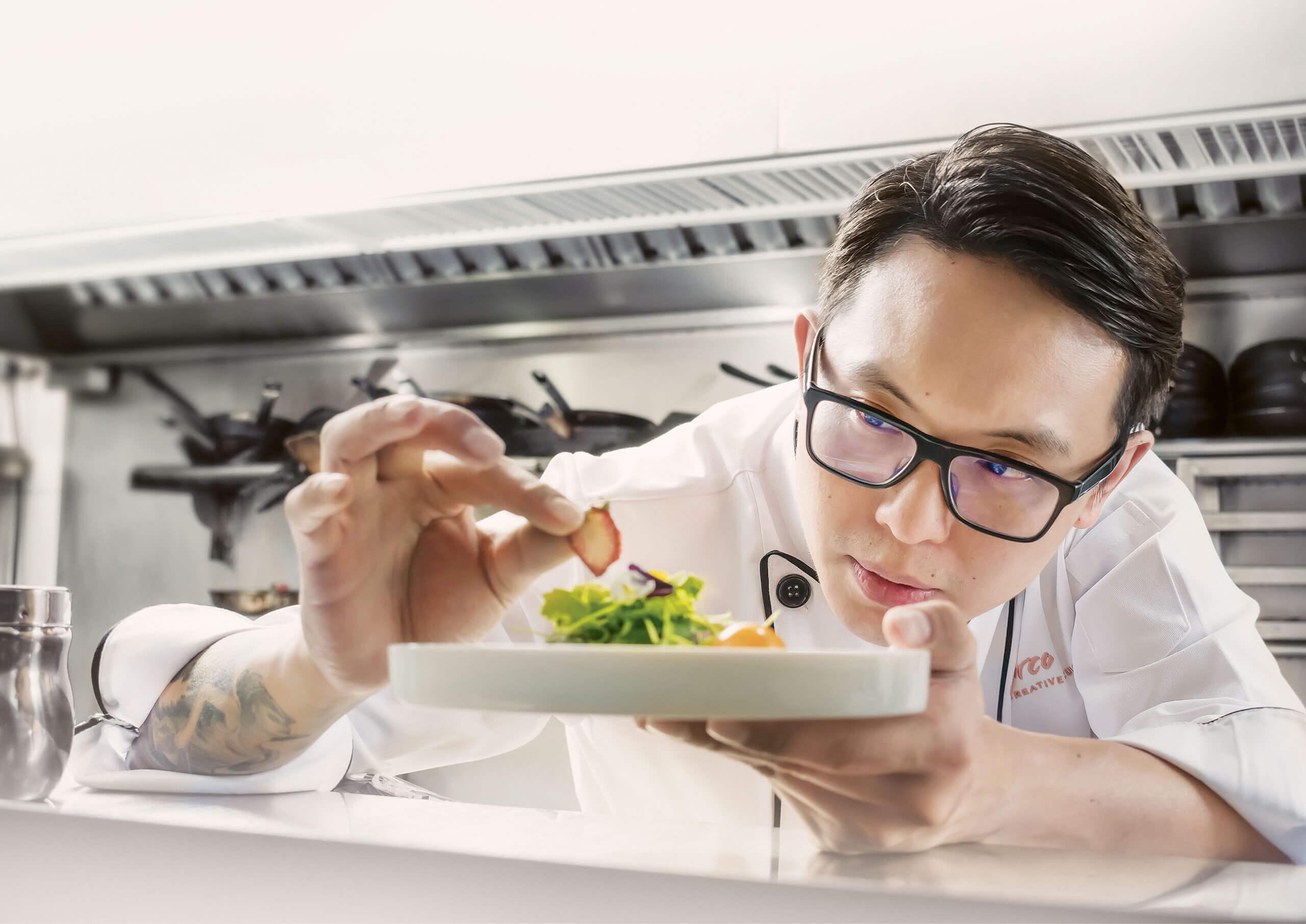 Chef Daren - Marco 1U